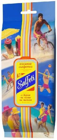 Салфетки влажные Salfeti Family 30 шт гипоаллергенные не содержит спирта салфетки влажные авангард me to you гипоаллергенные влажная 30 шт 4620016302811