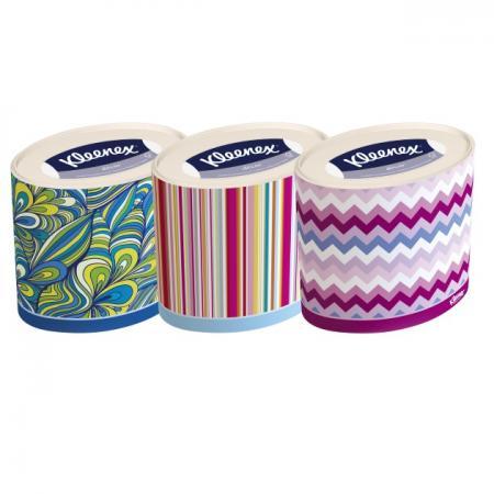 Салфетки Kleenex Decor 64 шт 3-ех слойная 9470061 от Just.ru