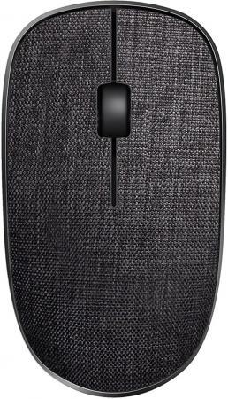 Мышь беспроводная Rapoo 3510 Plus чёрный USB 17513 мышь rapoo 3300p plus black usb