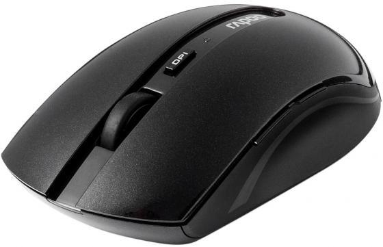 Мышь беспроводная Rapoo 7200P чёрный USB 10936 мышь rapoo 3300p plus white usb