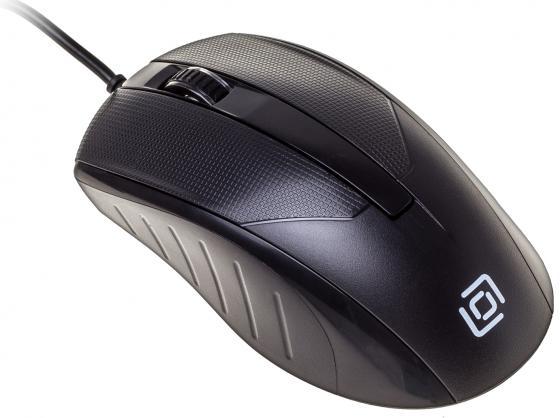 Мышь проводная Oklick 315M чёрный USB oklick 795g black мышь игровая