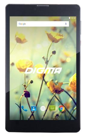 Планшет Digma Plane 7535E 3G 7 8Gb черный Wi-Fi 3G Bluetooth Android PS7147MG планшет digma plane 1601 3g 1gb 8gb 3g android 5 1 белый [ps1060mg]