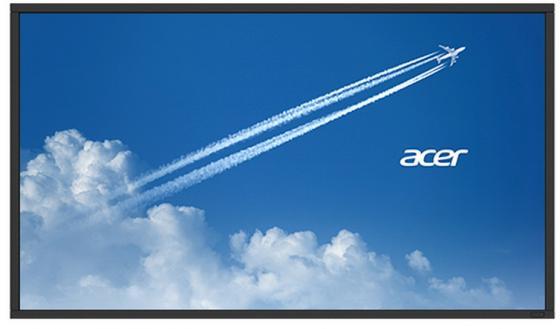 Телевизор LED 55 Acer DV553bmidv черный 1920x1080 60 Гц HDMI VGA телевизор acer dv553bmidv черный