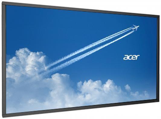 Телевизор LED 50 Acer DV503bmidv черный 1920x1080 60 Гц HDMI VGA UM.SD0EE.006 телевизор acer dv553bmidv черный