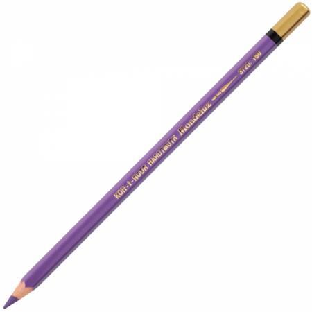 Карандаш цветной Koh-i-Noor MONDELUZ, темно лавандово-фиолетовый 175 мм акварельные 3720/180 все цены