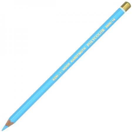 где купить Карандаш художественный POLYCOLOR, небесно-голубой по лучшей цене