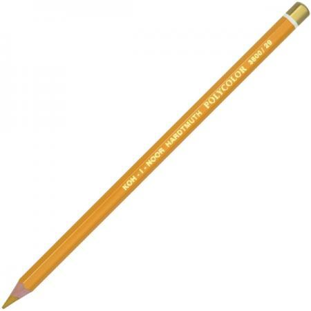 Карандаш художественный POLYCOLOR, светлая охра карандаш художественный polycolor светлая охра
