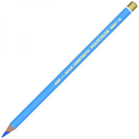 где купить Карандаш художественный POLYCOLOR, светло-голубой по лучшей цене