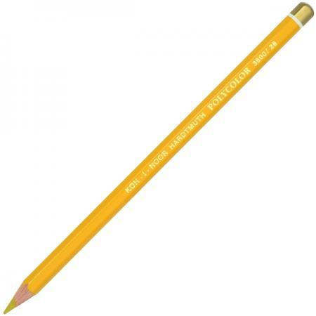 Карандаш художественный POLYCOLOR, золотая охра карандаш художественный polycolor светлая охра