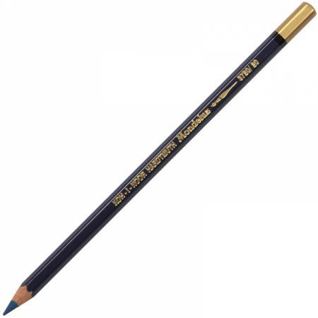 Карандаш цветной Koh-i-Noor MONDELUZ, берлинская лазурь 175 мм акварельные 3720/20 все цены