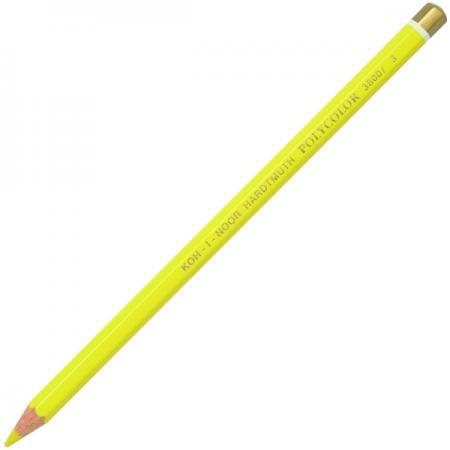 где купить Карандаш художественный POLYCOLOR, желтый по лучшей цене