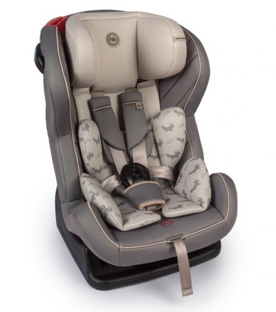 Автокресло Happy Baby Passenger V2 (grey) happy baby happy baby автокресло passenger v2 brown коричневое