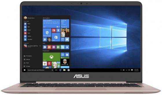 Ультрабук ASUS Zenbook UX410UF-GV029T 14 1920x1080 Intel Core i5-8250U 1 Tb 128 Gb 8Gb nVidia GeForce MX130 2048 Мб розовый Windows 10 Home 90NB0HZ4-M00470 ноутбук asus k501uq dm036t 15 6 1920x1080 intel core i5 6200u 1 tb 8gb nvidia geforce gtx 940mx 2048 мб серый windows 10 home 90nb0bp2 m00470