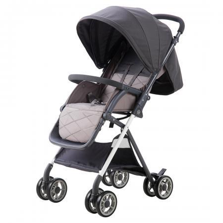 Прогулочная коляска Happy Baby Mia (gray) happy baby коляска прогулочная happy baby umma marine
