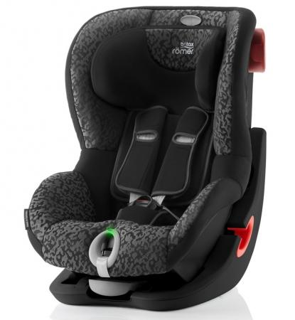 Автокресло Britax Romer King II LS Black Series (mystic black highline) автокресло группа 1 9 18кг britax roemer king ii ls black series moonlight blue