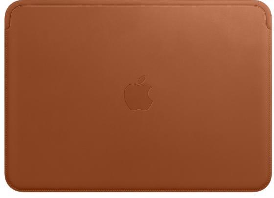 Чехол для ноутбука 12 Apple Leather Sleeve кожа коричневый MQG12ZM/A