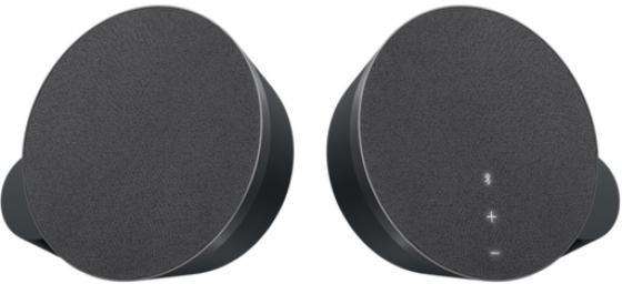 Портативная акустика Logitech MX Sound Premium Bluetooth Speakers черный 980-001283