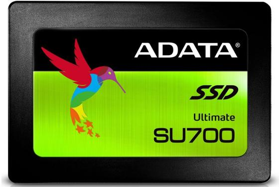 "все цены на Твердотельный накопитель SSD 2.5"" 960Gb A-Data Ultimate SU700 Read 560Mb/s Write 520Mb/s SATAIII ASU700SS-960GT-C онлайн"