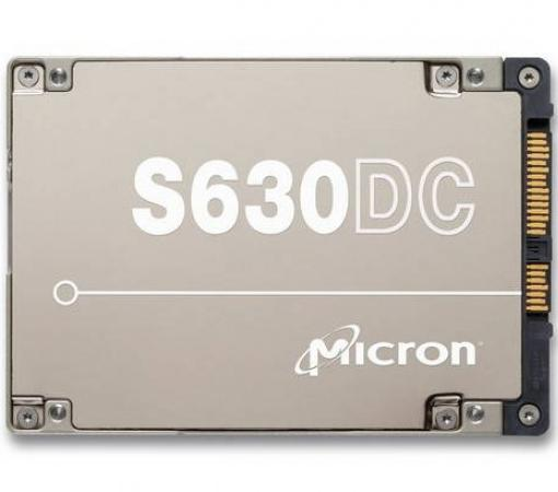 Жесткий диск SSD 2.5 400Gb Crucial S630DC SAS MTFDJAK400MBT-2AN1ZABYY
