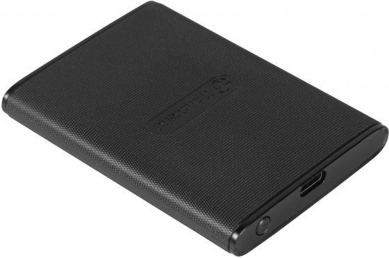 Внешний жесткий диск 1.8 USB 3.0 120 Gb Transcend ESD220C TS120GESD220C черный