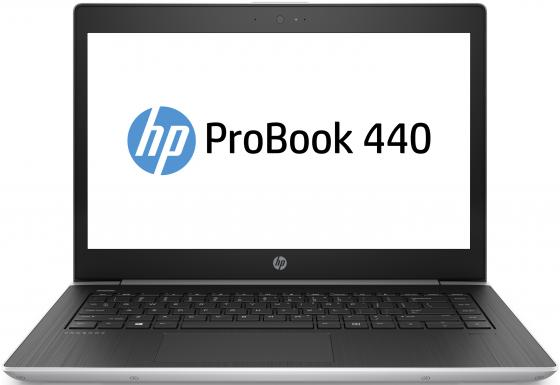 Ноутбук HP ProBook 440 G5 14 1920x1080 Intel Core i7-8550U 256 Gb 8Gb Intel UHD Graphics 620 серебристый Windows 10 Professional 2RS35EA