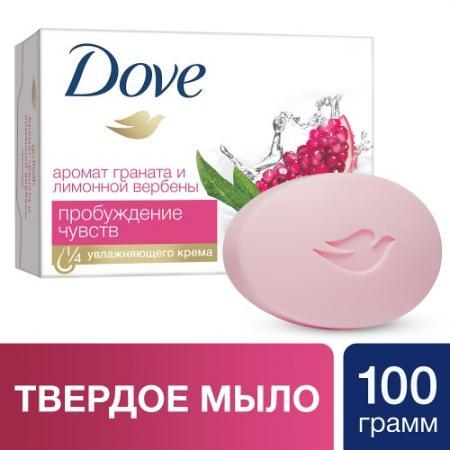 Мыло твердое Dove Пробуждение чувств 100 гр 67069894 мыло твердое weleda 9882 100 гр