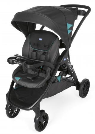 Прогулочная коляска Chicco Stroll'in'2 (octane) коляска прогулочная chicco active3 цвет grey