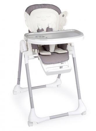 Стульчик для кормления Happy Baby Wingy (gray) стульчик для кормления sweet baby couple amethyst