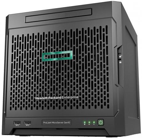 Сервер HP ProLiant MicroServer 870208-421 сервер hp proliant ml150 834608 421