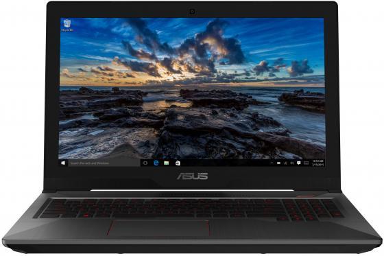 Ноутбук ASUS FX503VD-E4139T 15.6 1920x1080 Intel Core i5-7300HQ 1 Tb 8 Gb 8Gb nVidia GeForce GTX 1050 2048 Мб черный Windows 10 Home 90NR0GN1-M02770 ноутбук asus fx503vd e4235t 90nr0gn1 m04540