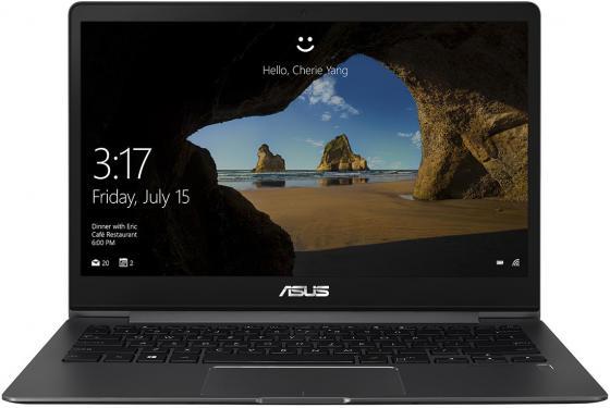 Ноутбук ASUS ZenBook 13 UX331UA-EG057T 13.3 1920x1080 Intel Core i3-7100U 256 Gb 8Gb Intel HD Graphics 620 серый Windows 10 90NB0GZ2-M01620 ноутбук lenovo 80tg00g2rk