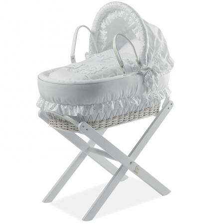 Корзина для переноски Italbaby Happy Family (белый/245,0054-5) salonperfect 45 salonperfect press on self adhesive lash 52141 1