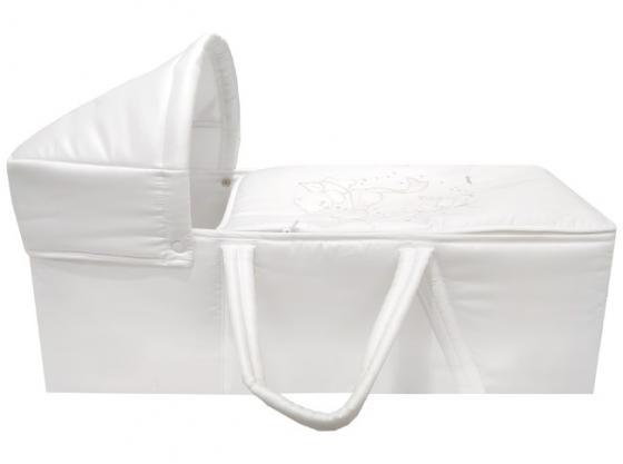 Корзина для переноски Italbaby Sweet Angels (белый/720,0081-5) корзина italbaby плетеная корзина cuccioli крем