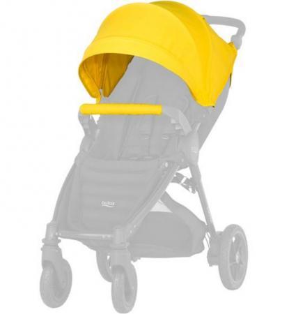 Капор для коляски Britax B-Agile/ B-Motion 4 Plus (snshine yellow) britax капор cosmos black для коляски b agile и b motion 4 plus