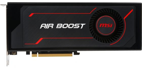 Видеокарта 8192Mb MSI RX Vega 56Air Boost 8G OC PCI-E HDMI DP RX VEGA 56 AIR BOOST 8G OC Retail видеокарта 6144mb msi geforce gtx 1060 gaming x 6g pci e 192bit gddr5 dvi hdmi dp hdcp retail