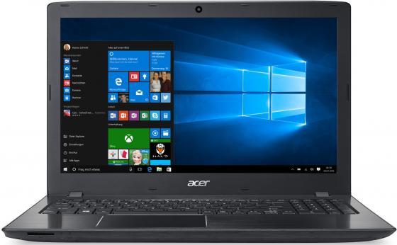 Ноутбук Acer Aspire E5-576G-39TJ 15.6 1920x1080 Intel Core i3-6006U 500 Gb 128 Gb 4Gb nVidia GeForce GT 940MX 2048 Мб черный Windows 10 Home NX.GTZER.014 ноутбук lenovo ideapad 320 15iskk 15 6 1920x1080 intel core i3 6006u 500 gb 4gb nvidia geforce gt 920mx 2048 мб черный windows 10 home 80xh00ktrk