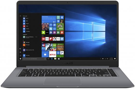 "все цены на Ноутбук ASUS VivoBook S15 S510UN-BQ193 15.6"" 1920x1080 Intel Core i3-7100U 1 Tb 6Gb nVidia GeForce MX150 2048 Мб серый Endless OS 90NB0GS5-M02700"