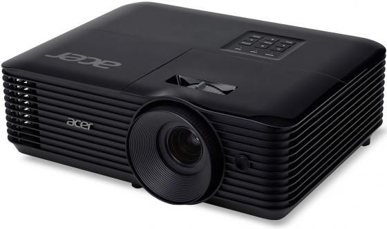 Проектор Acer X118H 800x600 3600 люмен 20000:1 черный MR.JPV11.001 проектор dell p318s 800x600 3200 люмен 2200 1 черный p318 6929