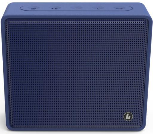 Портативная акустика Hama Pocket синий 00173121 портативная колонка hama pocket синий
