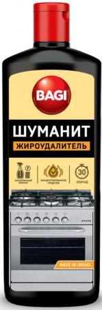 Чистящее средство Bagi Шуманит 1шт для удаления жира средство от известкового налета bagi шуманит 550 мл