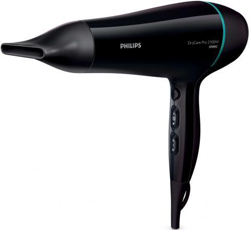 Фен Philips BHD174/00 2100Вт чёрный фен philips bhd174 00 2100вт черный голубой