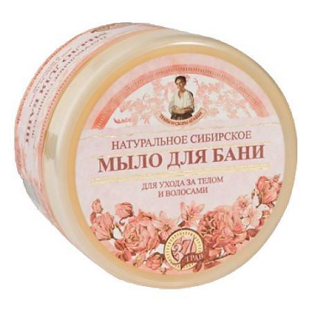 ТРАВЫ И СБОРЫ АГАФЬИ Мыло д/бани Цветочное 500мл от Just.ru