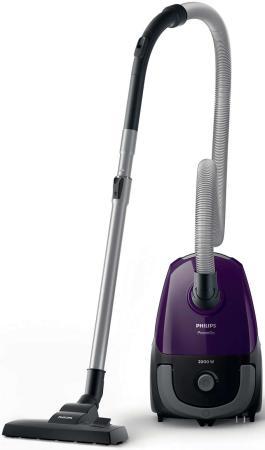 Пылесос Philips FC8295/01 сухая уборка чёрный фиолетовый пароочиститель philips gc502 30