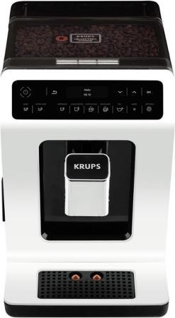Кофемашина Krups EA890110 1450 Вт белый черный 8000036179 кофемашина krups ea826 1450вт 1 8л черный