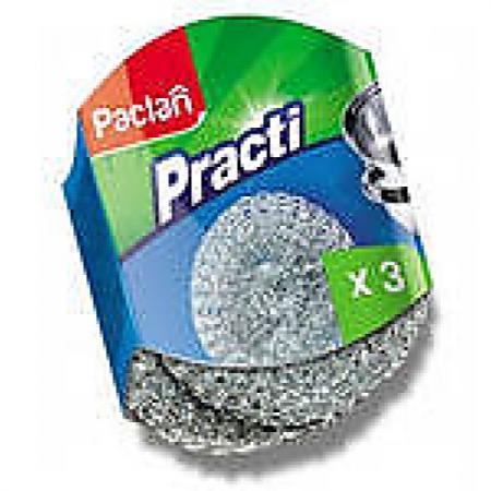 PACLAN Мочалки для посуды металические 3шт амлодипин таб 10мг 30
