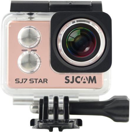 Экшн-камера SJCam SJ7 Star розовый цены