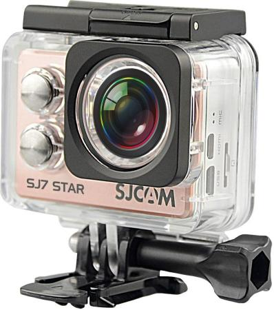 Экшн-камера SJCam SJ7 Star розовый от Just.ru