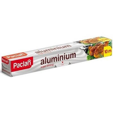 PACLAN Фольга алюминиевая рулон 10мх29см амлодипин таб 10мг 30
