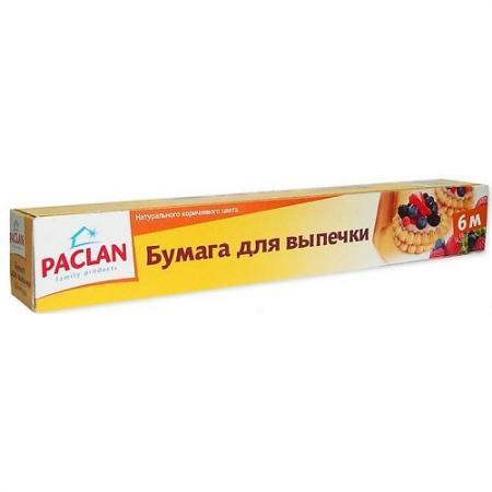 PACLAN Бумага для выпечки в коробке 6мх29см от Just.ru