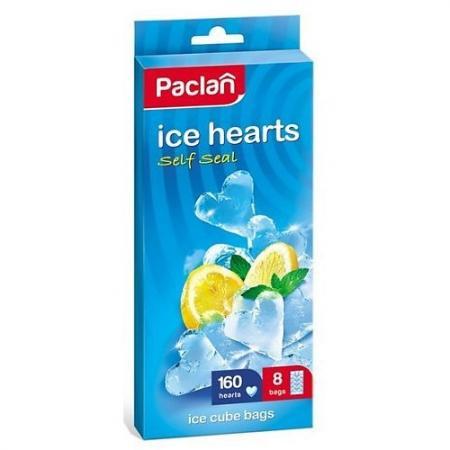 PACLAN Мешочки для льда сердечки 8х20шт амлодипин таб 10мг 30